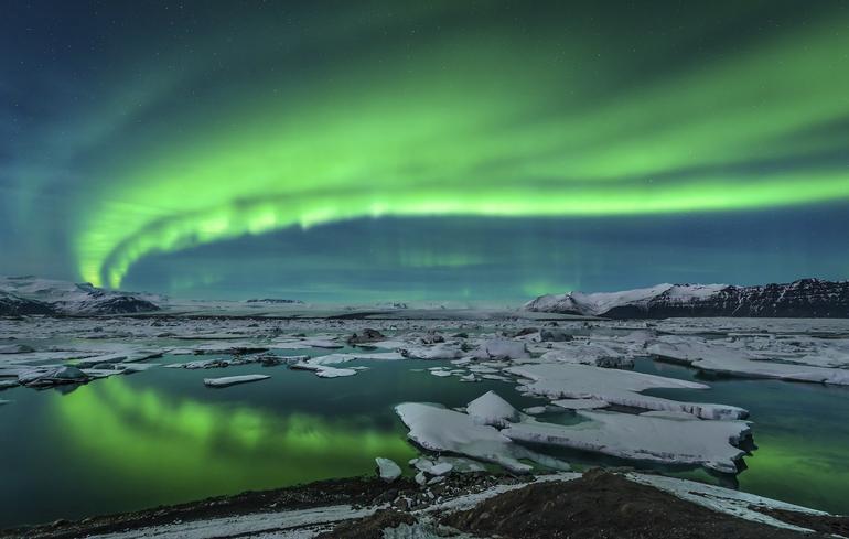NASA lazer ışınıyla kutupları inceleyecek