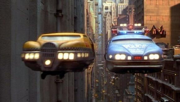 Uçan otomobiller sene sonu geliyor!