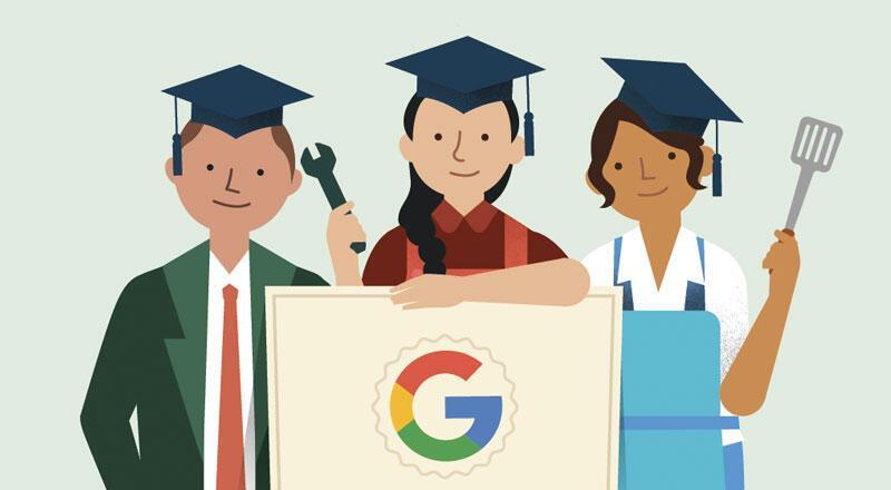 Google atölyesini açıyor, herkese ücretsiz eğitim verecek!