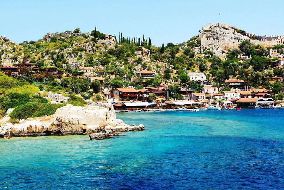 Türkiye'nin en güzel 10 adası