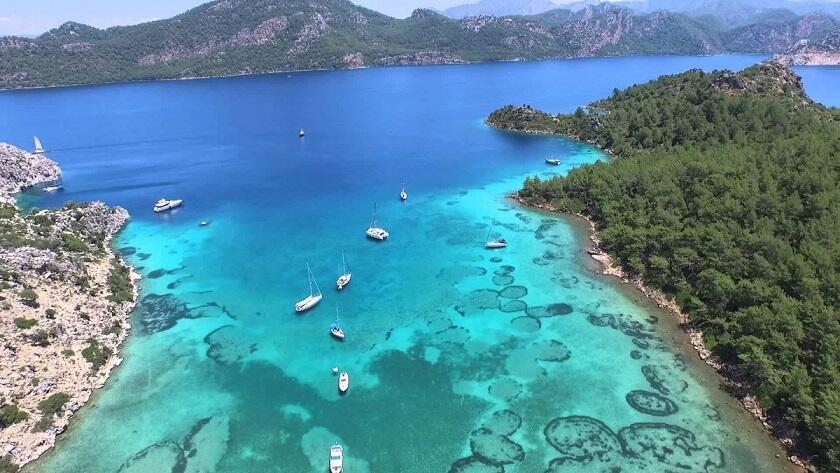 Türkiye'nin en sakin 10 yaz tatili rotası