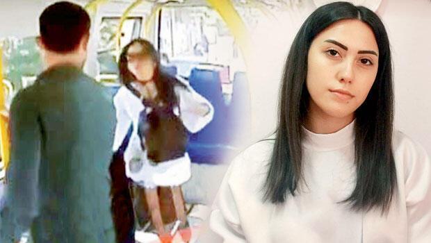 Şort giydi diye minibüste üniversiteli kıza saldıran Ercan Kızılateş mahkemeye