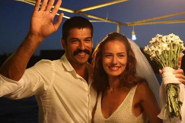 Fahriye Evcen ile Burak Özçivit ne zaman evleniyor İşte düğün