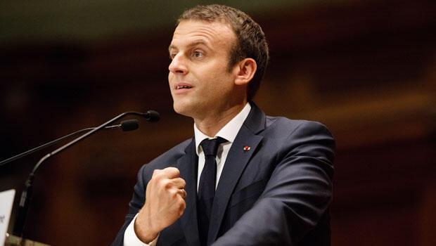 Fransızlar Macron dan çok memnun