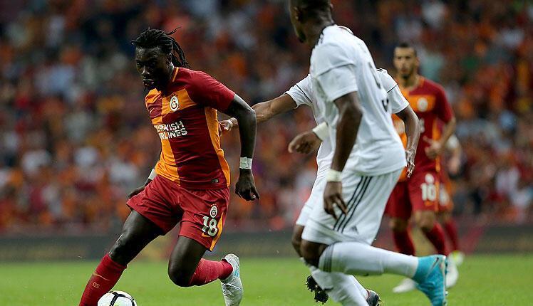 Galatasaray 1-1 Östersunds Maçın özet görüntüleri