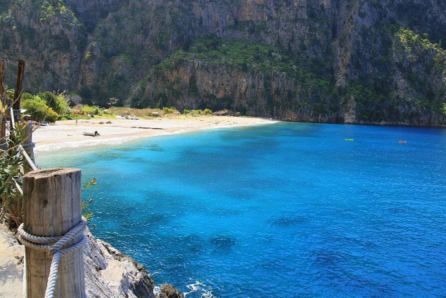 Ülkemizin az bilinen cennet plajları