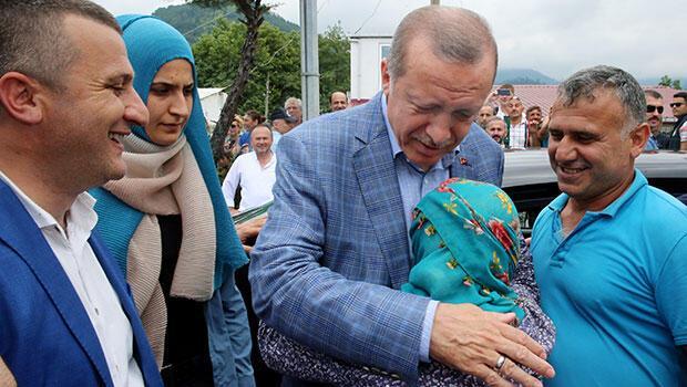 Erdoğan'dan 'yeni devlet' açıklaması