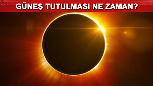 2017 Güneş tutulması ne zaman NASA dan tüyolar geldi