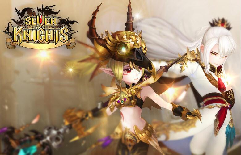 Seven Knights ta Diaochan karakteri gelişti ve güçlendi