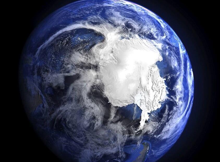 Bilim insanları uyardı! Antarktika'nın altında 91 volkan ...