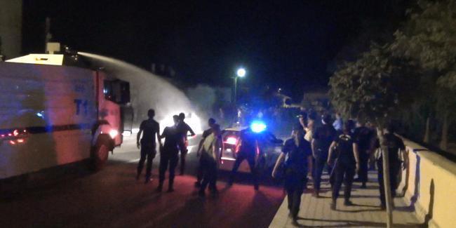 Konya'da tehlikeli gerginlik Suriyeliler evlerinden tahliye edildi