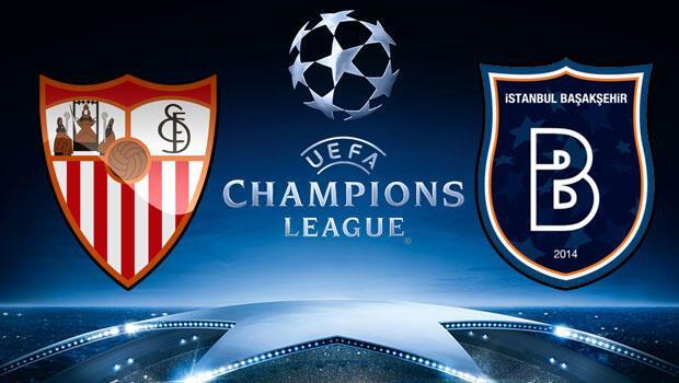 Sevilla Medipol Başakşehir maçı ne zaman saat kaçta hangi kanaldan