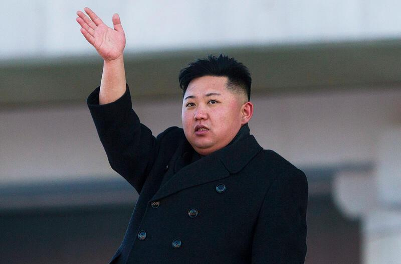 Kim Yong-un emri verdi Artırın