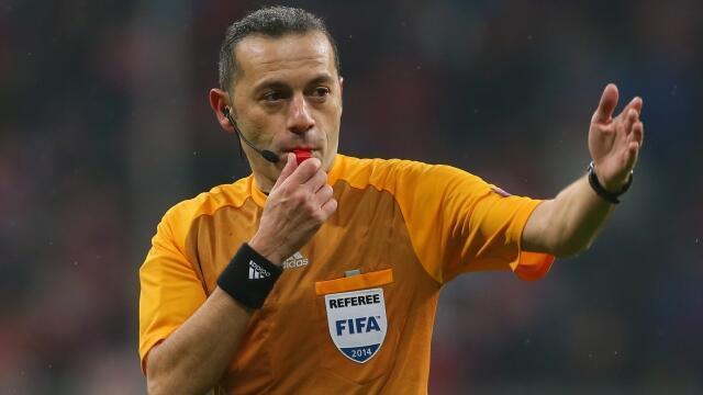 Fenerbahçe Cüneyt Çakır'ı istemedi
