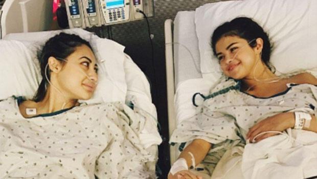 Arkadaşlığın böylesi Selena Gomez'e böbreğini verdi
