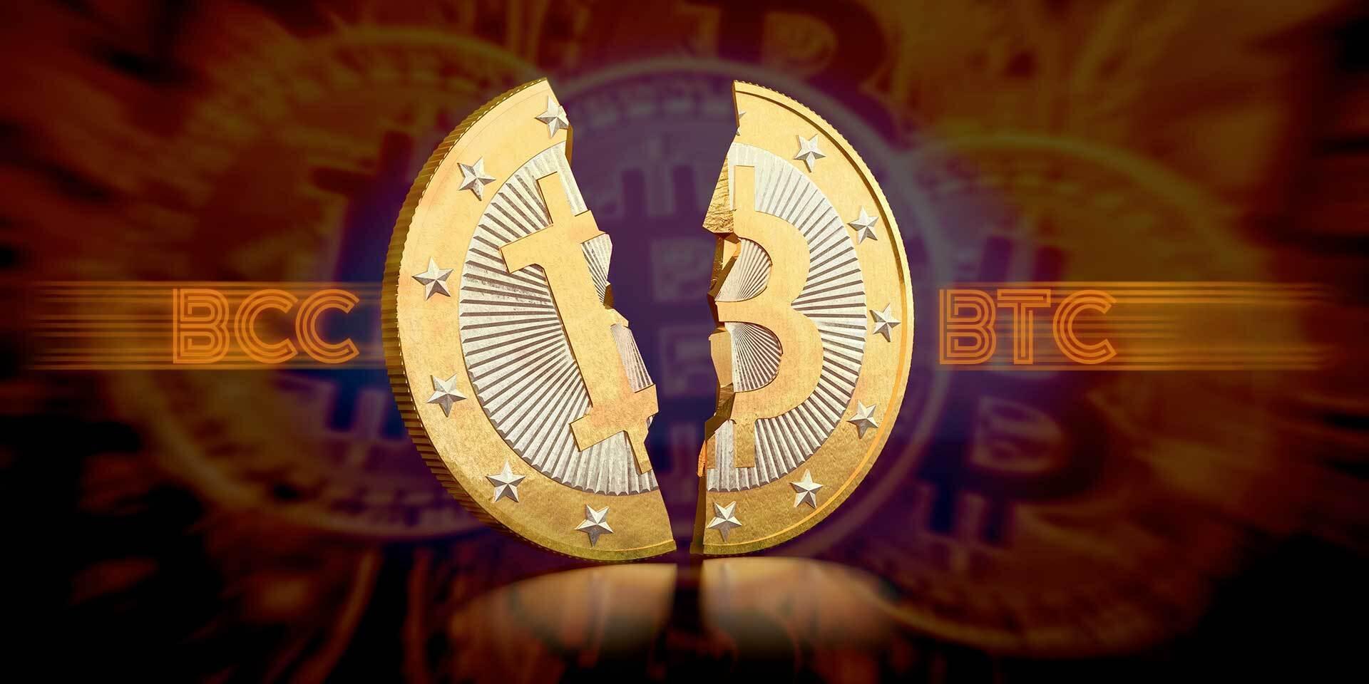 Bitcoin'deki yol ayrımı fırsat doğurdu