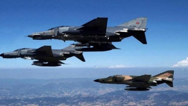 Kuzey Irak ve Van'a hava harekatı