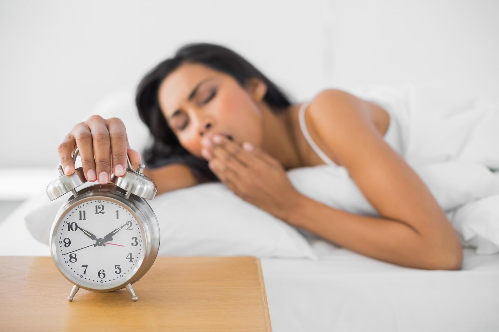 Az Uyku Kadınları Şişmanlatıyor