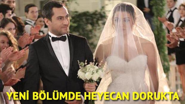 Siyah İnci 4 bölüm fragmanında Hazal'la Vural evleniyor