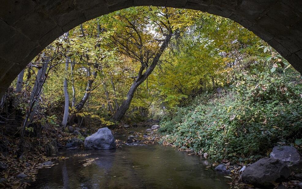 Konya'nın Kapadokya'sında sonbahar güzelliği