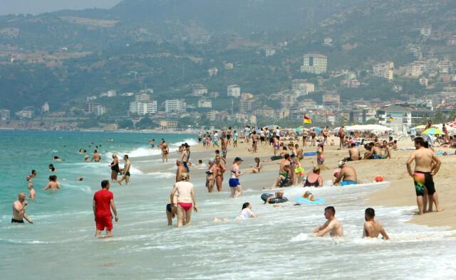 Antalya için 25 milyon turist beklentisi