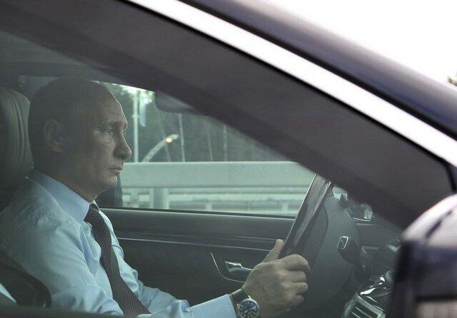 Putin'e 'bomba ihbarı' şoku! 'Teröristler eşek şakası yaptı'