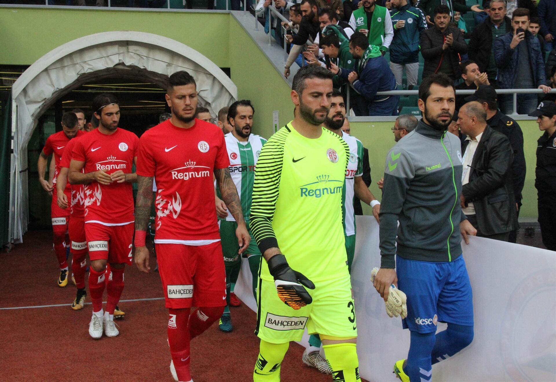 Antalyaspor'u Eto'o kurtardı