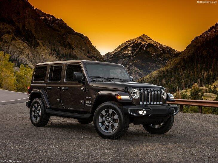 İşte karşınızda yeni Jeep Wrangler!