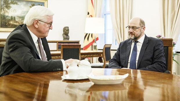 Schulz böyle bir kriz beklemiyordu