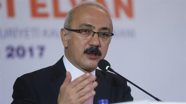 Bakan Elvan'dan Türkiye ekonomisi büyüme tahmini