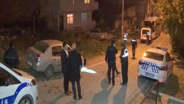 İstanbul'da hareketli dakikalar! 'Kocam beni öldürecek, saklayın beni'