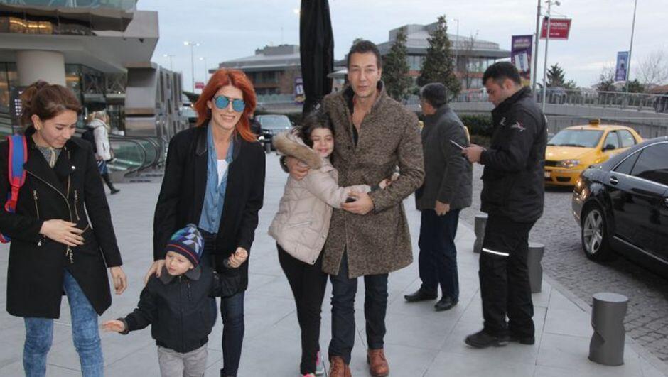 Mustafa Denizli'nin damadına eski eşinden dava 'Çocuklarımı bana verin'