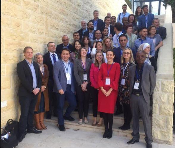 Sen-De-Gel derneği sürdürülebilirlik odaklı projelerini UNDP Çalıştayı'na taşıdı