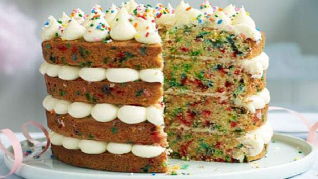 Ev yapımı doğum günü pastası tarifleri