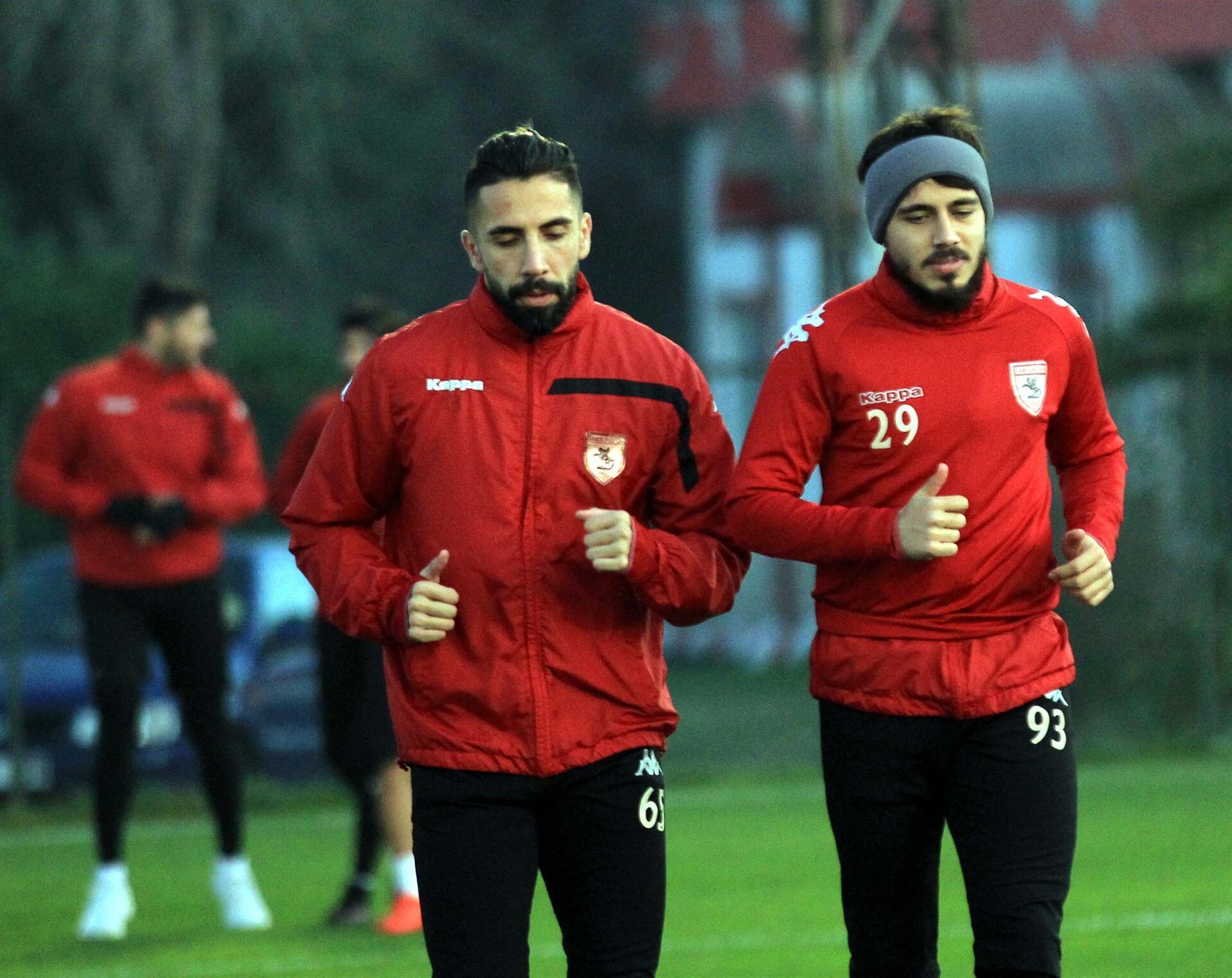 Samsunspor galibiyete kitlendi