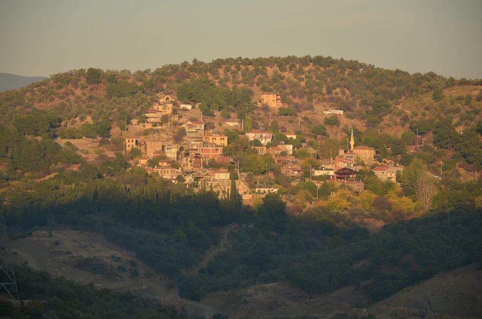 Kazdağları'nda Zeus'un tahtında bir köy
