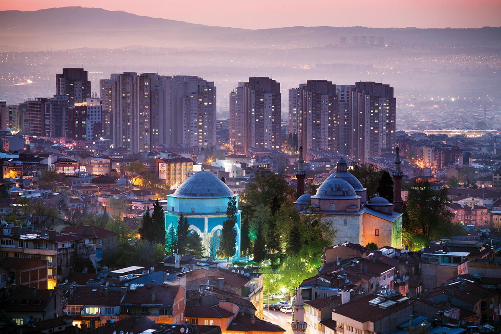 Dünyanın En Huzurlu Şehirleri