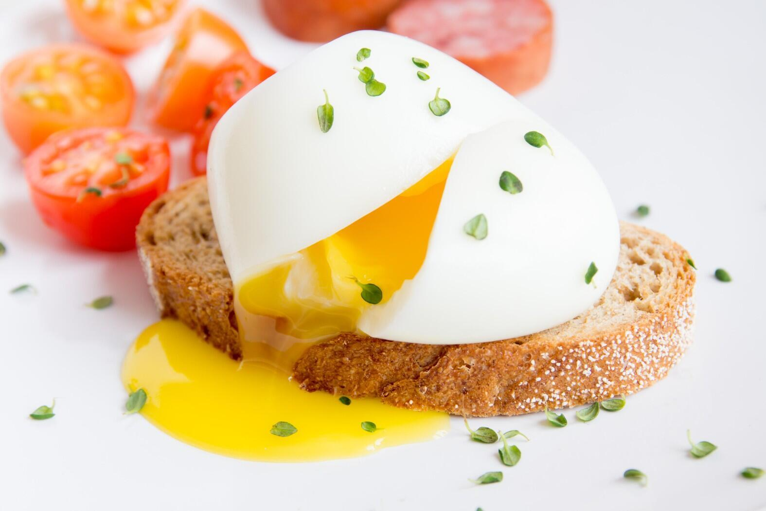 Az Pişmiş Yumurta