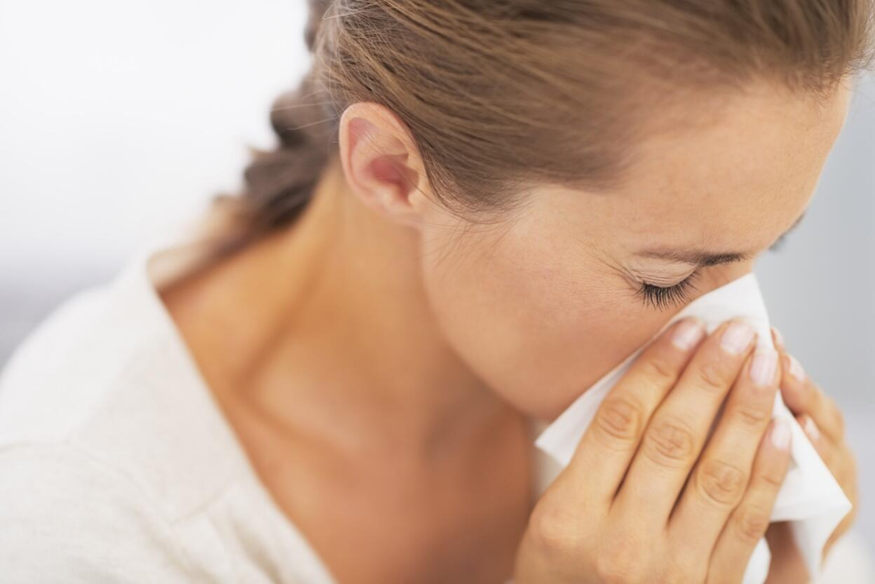 Vücutta alerji. Nasıl tanınır ve yenilir