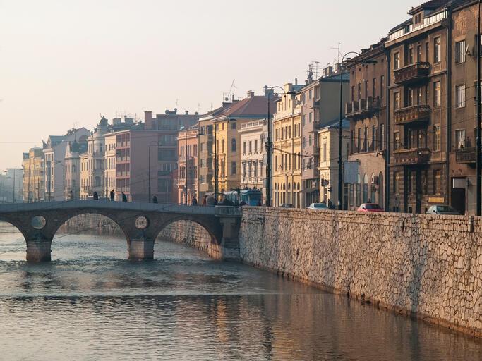 Balkanlar'da bir açıkhava müzesi: Saraybosna