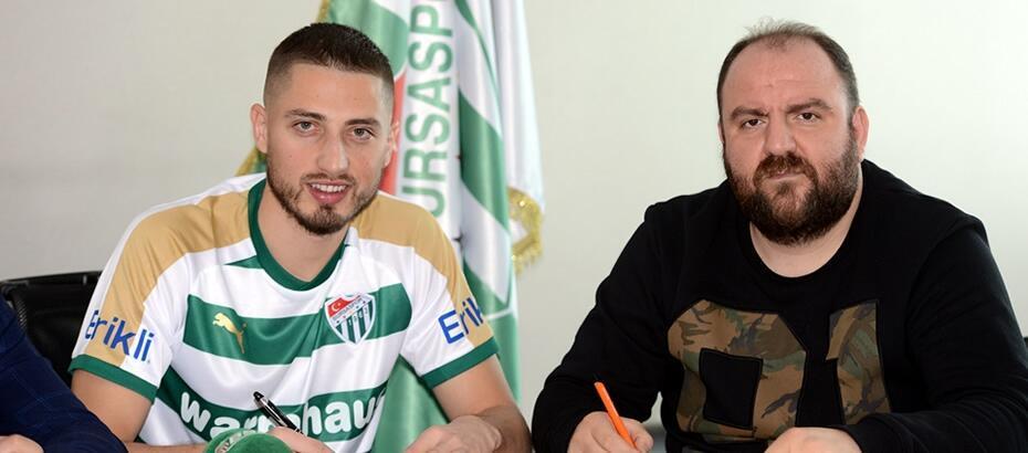 Bursaspor, Rumen Grozav ile imzaladı!