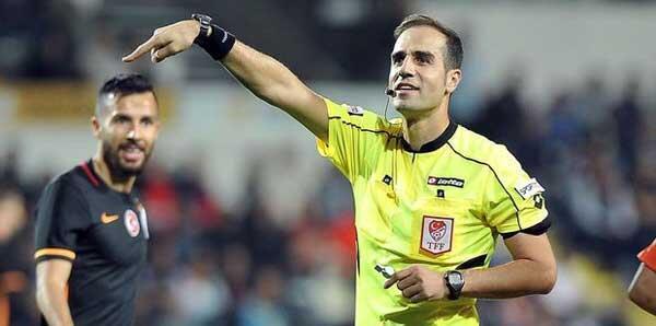 Ziraat Türkiye Kupası'nda kalan iki maçın hakemi açıklandı