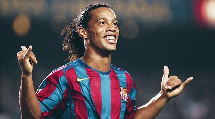 Ronaldinho unutulmadı! İşte veda mesajları...