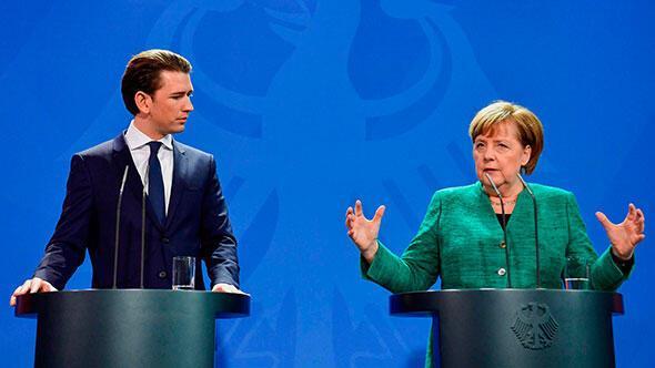 Merkel: Türkiye'ye verilen tepkiye şaşırdım