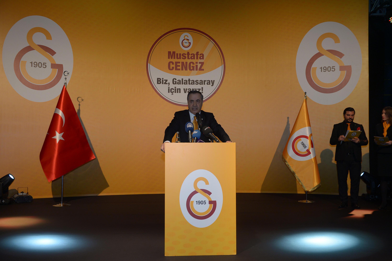 Galatasaray Başkan Adayı Cengiz'den Özbek'e taş