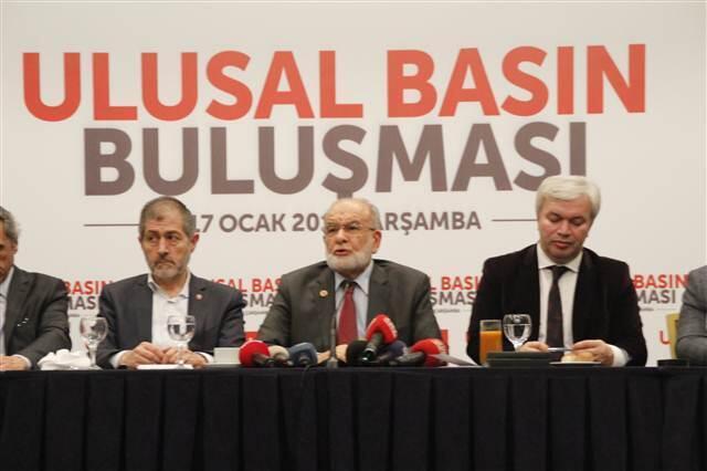 Saadet Partisi'nden Abdullah Gül açıklaması: Aday olma ihtimali olur