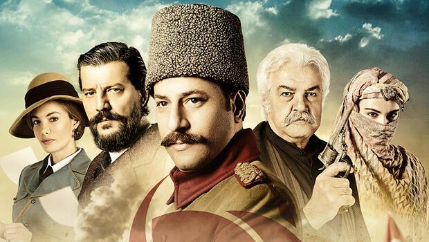 'Mehmetçik Kut'ül Amare' dizisi yurt dışında da başarılı olacak!