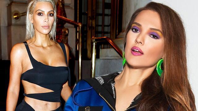 Kim Kardashian'ın çıplak pozuna Demet Akalın'dan sert tepki