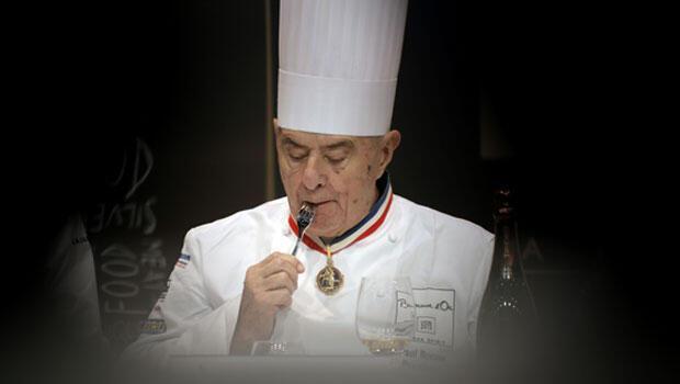 Fransız mutfağının en büyük şefiydi...