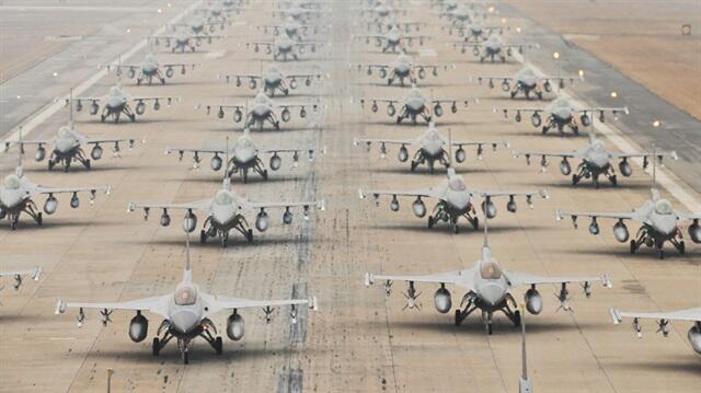 Sahibinden ikinci el F-16!